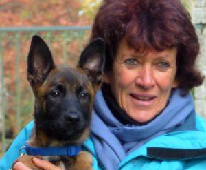 Isabelle Morphy comportementaliste canin Auray (Morbihan) et ses environs